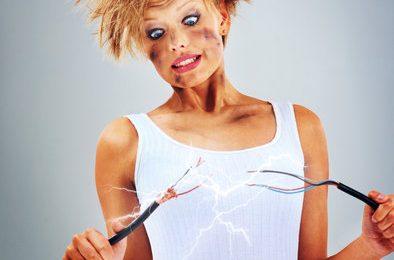 Elektrický šok