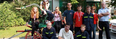 Mladý hasič a záchranár