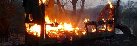 Požiar na Y-nke