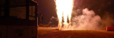 Hudobný festival Červeník – protipožiarny dozor
