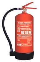 Penové hasiace prístroje