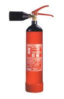 CO2 (snehové) hasiace prístroje
