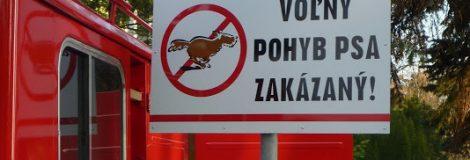 Značky do parku