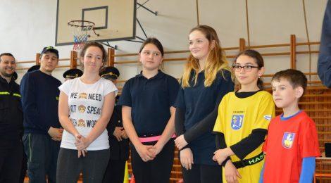 Halová súťaž mladých hasičov